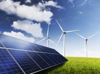 New Energies -Solar and Wind Energies-
